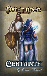 Cover of Certainty: A Pathfinder Tale