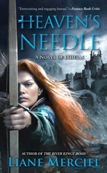 Cover of Heaven's Needle: A Novel of Ithelas